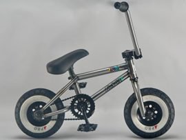 Rocker BMX Mini BMX Bike iROK+ RAW Rocker Coaster Model