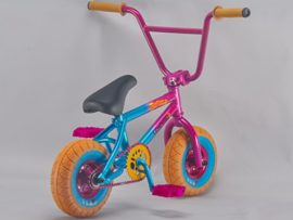 Rocker BMX Mini BMX Bike iROK+ HOT TORTOISE Rocker