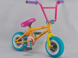 Rocker BMX Mini BMX Bike iROK+ MERMAID MAN Rocker