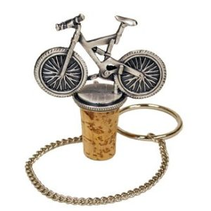 Full Suspension Mountain Bike Wine Cork