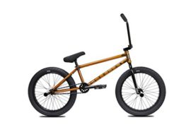 "Cult Devotion 21"" Complete BMX Bike Trans Gold 2017"