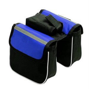 Outdoor Frame Mountain Saddle bag Upper tube package Bicycle Riding Bike Gag