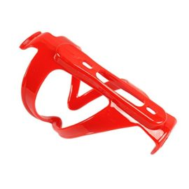 Plastic Bicycle Kettle Holder Red