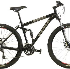 2014 Dawes Roundhouse 2750 Bicycle Shimano 27 Speed 27.5 inch wheel (650B) Full Suspension Bike Lockout Suspension Fork (White