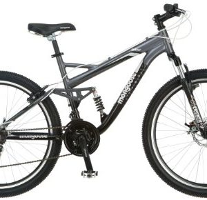 Mongoose Detour Full Suspension Bicycle (26-Inch)