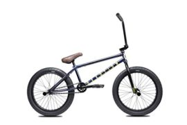 "Cult Devotion 21"" Complete BMX Bike Navy 2017"