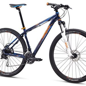 "Mongoose Men's Tyax Comp Mountain Bicycle with 29"" Wheel"