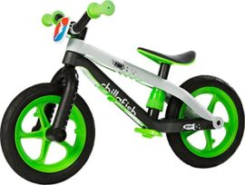 Chillafish BMXie-RS: BMX Balance Bike with Airless RubberSkin Tires