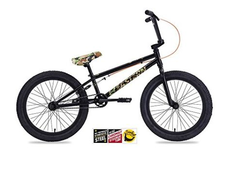EASTERN LOWDOWN BMX BIKE 2017 BICYCLE BLACK AND CAMO