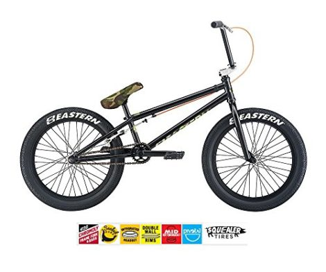 EASTERN ELEMENT BMX BIKE 2017 BICYCLE BLACK AND CAMO
