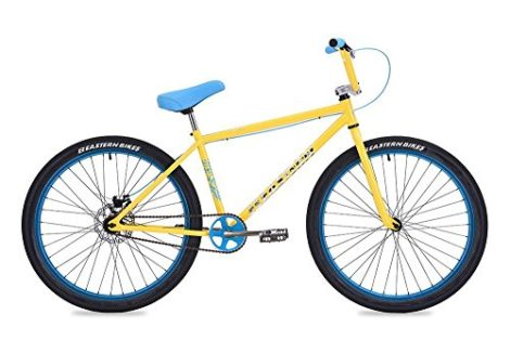 "EASTERN GROWLER 26"" BIKE 2017 BICYCLE YELLOW"